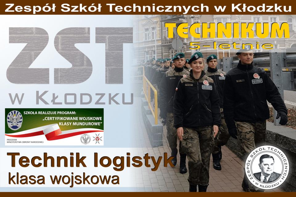 Technik logistyk (klasa wojskowa)